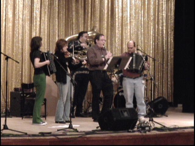 Sanne, Cookie, Bob, Josh, Mark Elaine